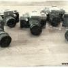 Kameratechnik bzw. Fototechnik - Detektei Berlin Taute Security Management