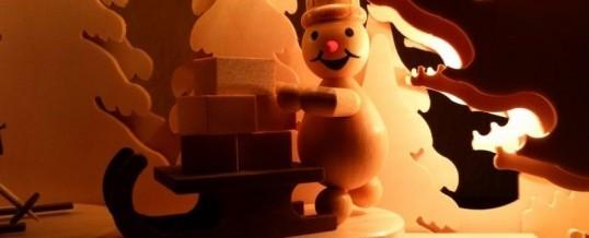 Frohe Weihnachten und einen schönen Jahreswechsel