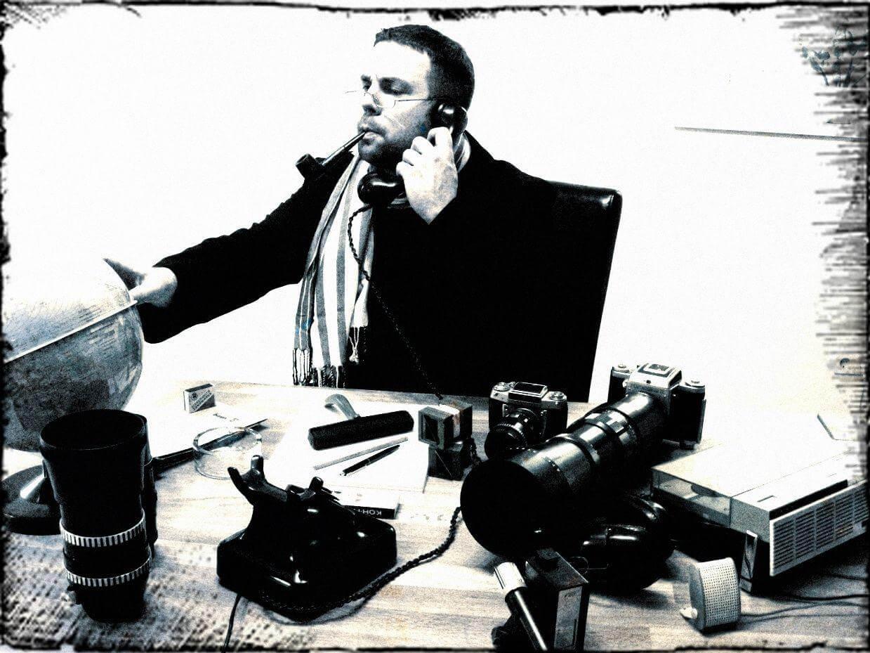 Christian Taute - Detektei Berlin - Detektiv 4.0
