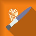 Fingerabdruck - Detektiv Nachmittag