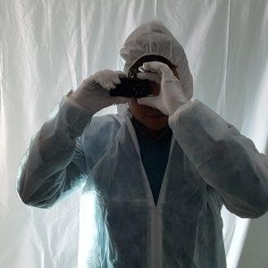 Videodetektor - Sweep - Aufklärung versteckte Minikameras finden