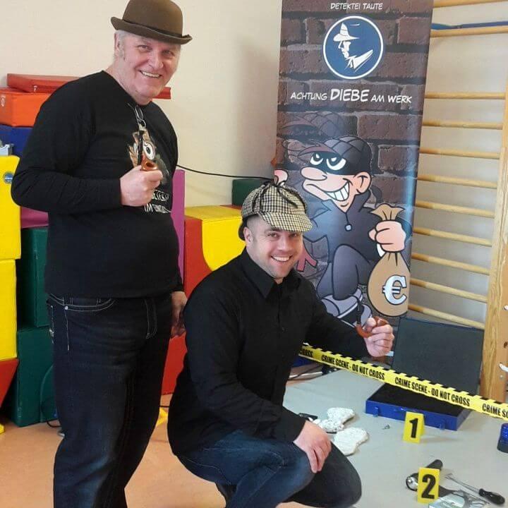 Kinder Detektiv - Detektei Taute Security Management