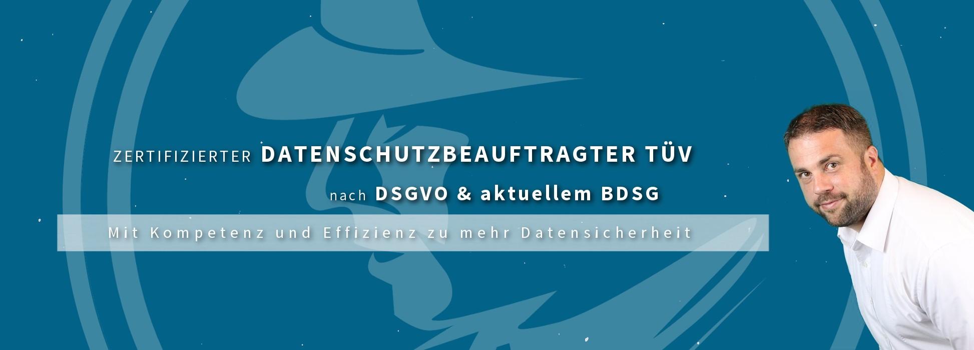 zertifizierter Datenschutzbeauftragter Berlin nach DSGVO und neuem BDSG