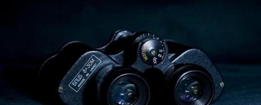 Welches Equipment gehört zum Handwerkszeug eines Detektivs?