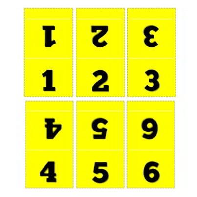 Tatort Markierung - Nummernschilder